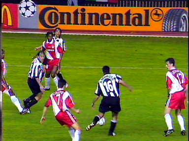 Monaco-Juventus 3-2: i bianconeri soffrono e vanno in finale di Champions 1998