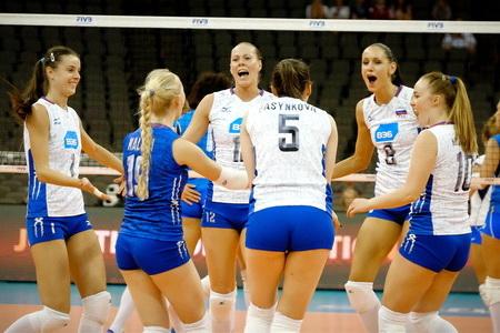 Albo d'Oro Europei di pallavolo femminile