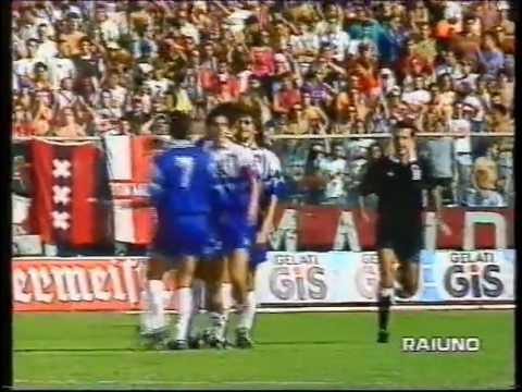 Pescara-Milan 4-5, Serie A 1992-93: la valanga di reti all'Adriatico
