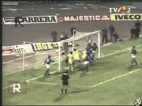 Romania-Italia 1-0: finisce l'era Bearzot nella primavera 1983