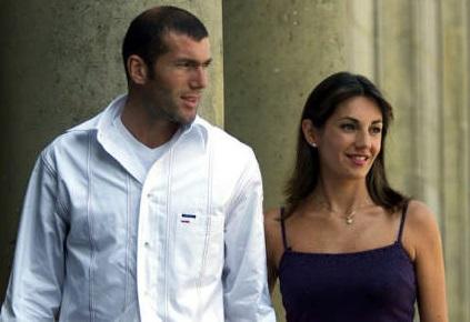 Chi è Veronique Zidane, la moglie di Zizou
