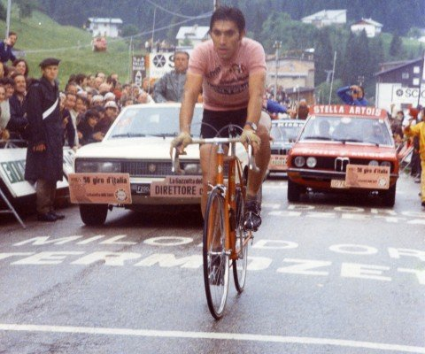 Albo d'Oro Scalatori Giro d'Italia