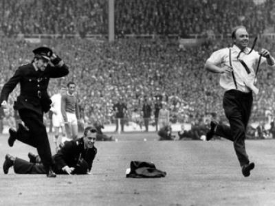 Eddie Cavanagh, il primo hooligan della storia del calcio