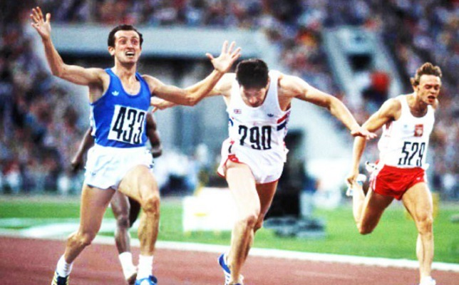 Olimpiadi: la Vittoria di Mennea sui 200 metri a Mosca 1980