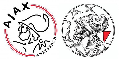 La storia del nome e del logo dell'Ajax, il club di Amsterdam