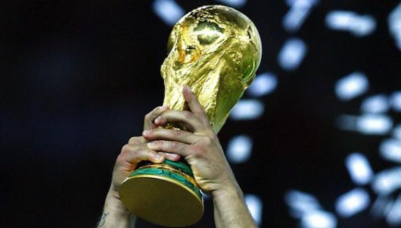 Fotogallery: tutti i biglietti delle finalissime dei Mondiali di calcio