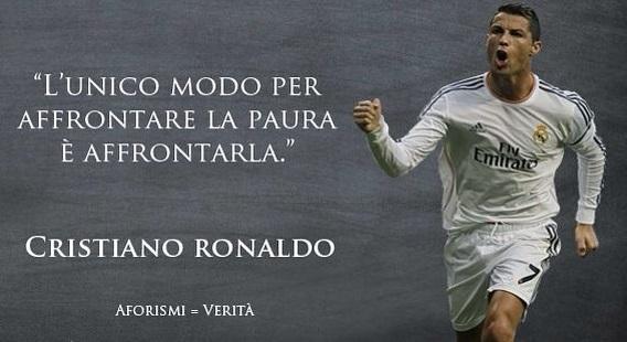 Le frasi famose di Cristiano Ronaldo