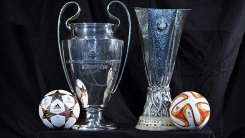 Le due coppe: champions ed europa league