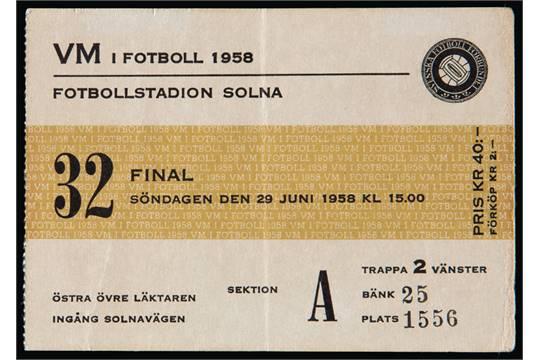 Svezia 1958