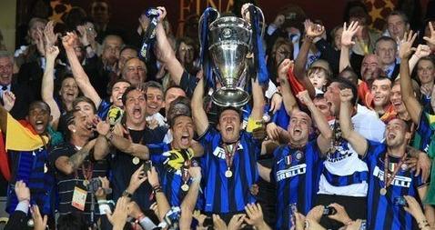 Inter-Bayern: la Coppa Campioni del Triplete 2010 nerazzurro
