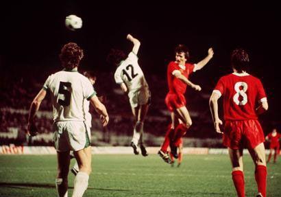 Coppa Campioni 1977: la prima vittoria del Liverpool