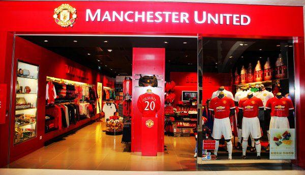 Stipendi Manchester United 2017/18