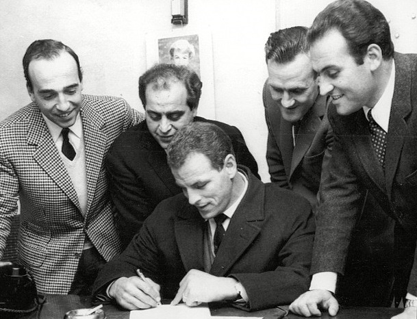 Gigi Peronace, il primo procuratore di calciatori in Inghilterra