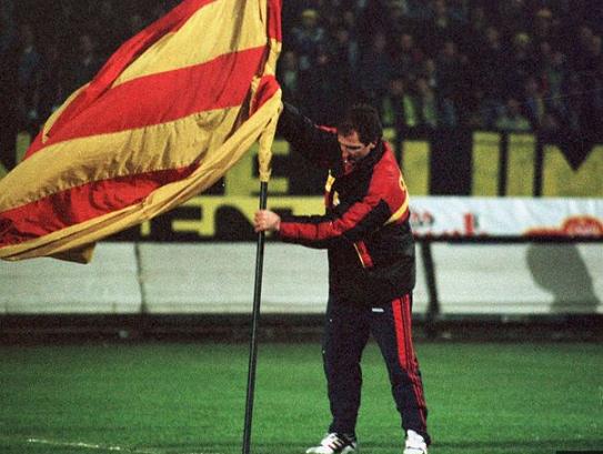 Derby di Istanbul: quando Souness piantò la bandiera del Gala in mezzo al campo
