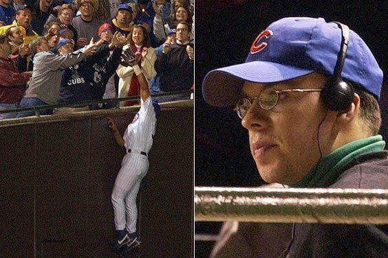 Steve Bartman, il tifoso che fece perdere le World Series ai suoi Chicago Cubs