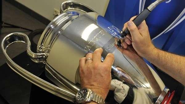 Come è fatta la Coppa dei Campioni: tutto sul trofeo più ambito