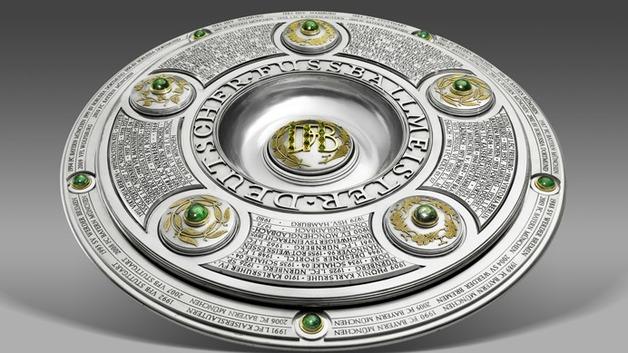 Cosa è il Meisterschale, trofeo per i vincitori della Bundesliga