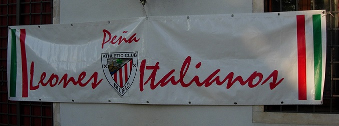 Leones Italianos: il fans club in Italia che tifa Athletic Bilbao