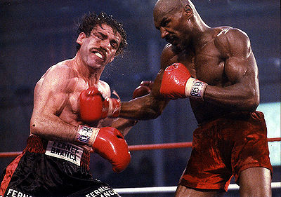 Il terribile match Antuofermo-Hagler