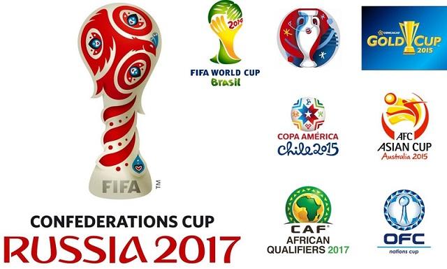 Confederations Cup 2017: il programma completo delle partite
