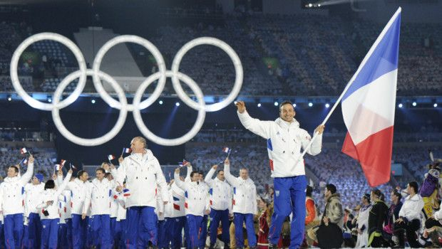 Perché alle Olimpiadi si parla francese?