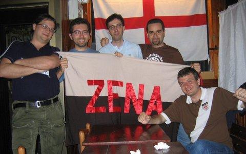 I membri del St Puli Fans club italiano