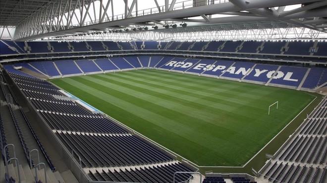 Cornellà-El Prat: lo stadio dell'Espanyol