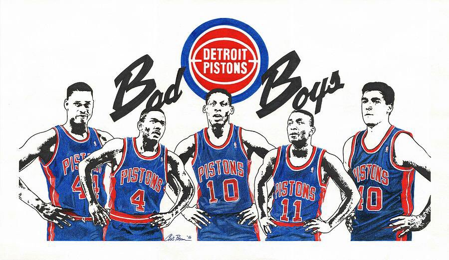Detroit Pistons: i Bad Boys torneranno presto