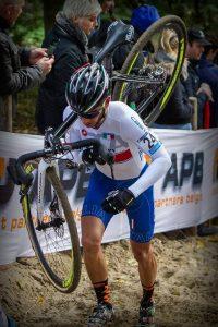 Bertolini ai mondiali ciclocross