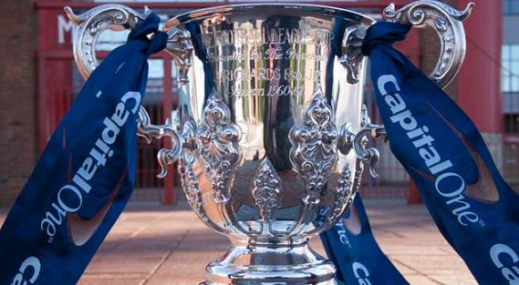Albo d'Oro Coppa di Lega inglese