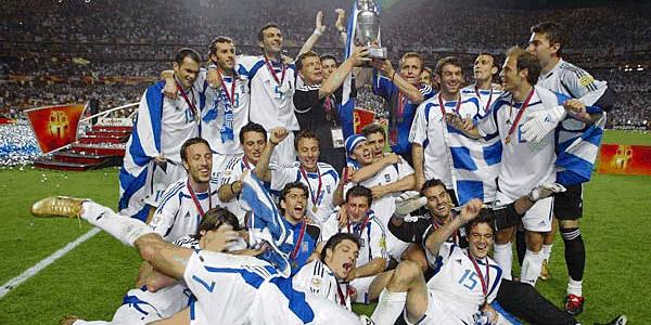 Euro 2004: Grecia sale sul tetto d'Europa in Portogallo
