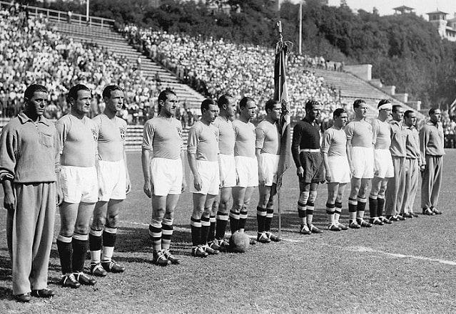 Gli oriundi argentini che han giocato con l'Italia