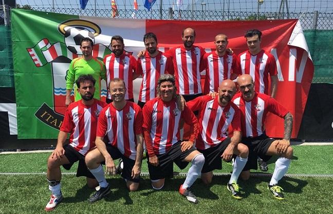 Italian Saints al torneo di Milano 2017