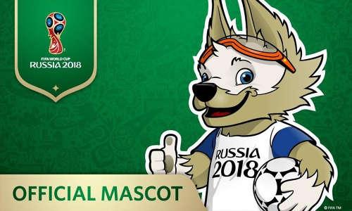 Russia 2018: il simbolo dei Mondiali di calcio
