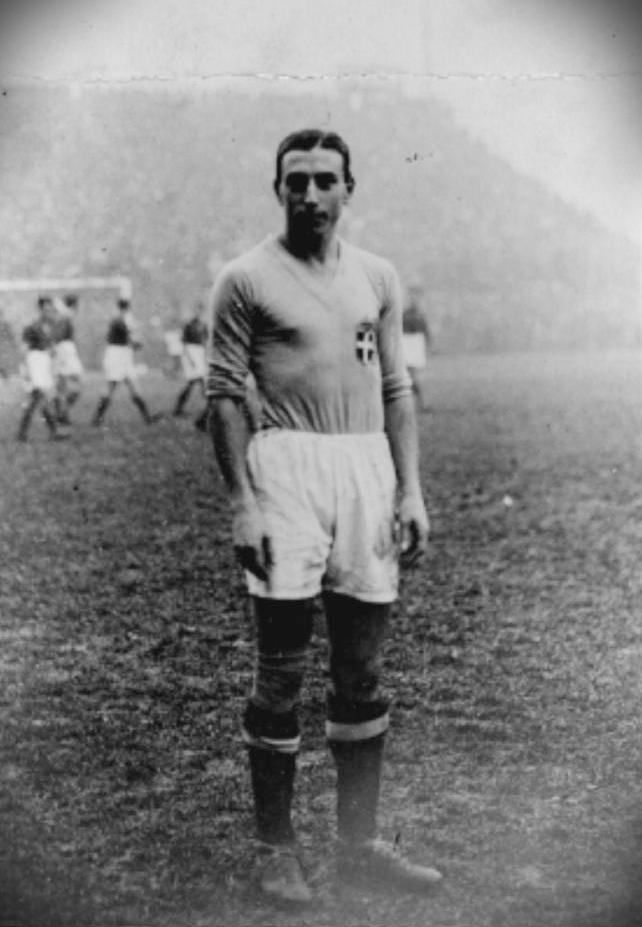 Raimundo Orsi, 1934
