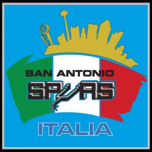il logo della pagina facebook dei San Antonio Spurs d'Italia