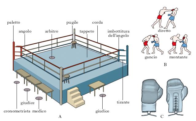 Il dizionario della boxe