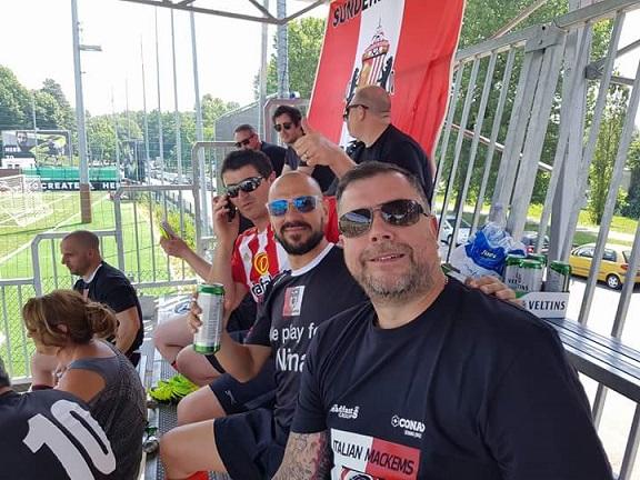 Sunderland-Brescia: l'amore per i Black Cats sopra ogni cosa