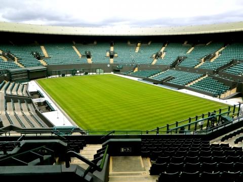 Perchè a Wimbledon non si gioca la domenica