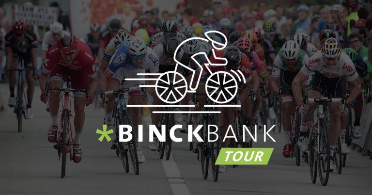 BinckBank Tour 2017: tappe, altimetrie, partecipanti