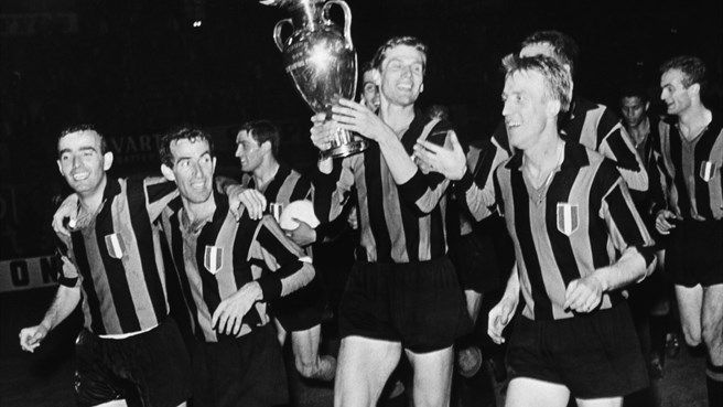 La prima Coppa dei Campioni dell'Inter: la vittoria vs Real Madrid 1964