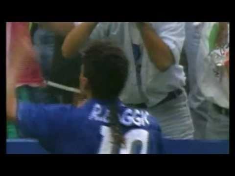 Usa 94: Italia-Spagna 2-1, Roby Baggio ci prende per mano
