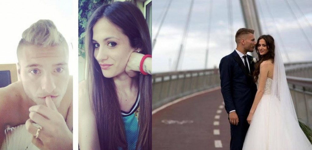 Chi è la moglie di Ciro Immobile: Jessica Melena