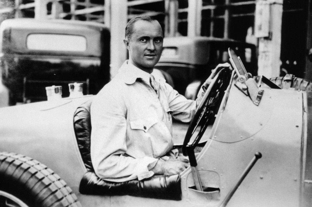 Il pilota più vecchio di Formula 1: Louis Chiron