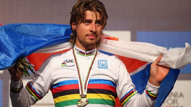 Peter Sagan, la sua carriera, le sue maglie