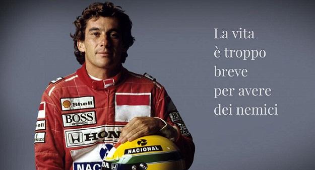 una frase di Senna