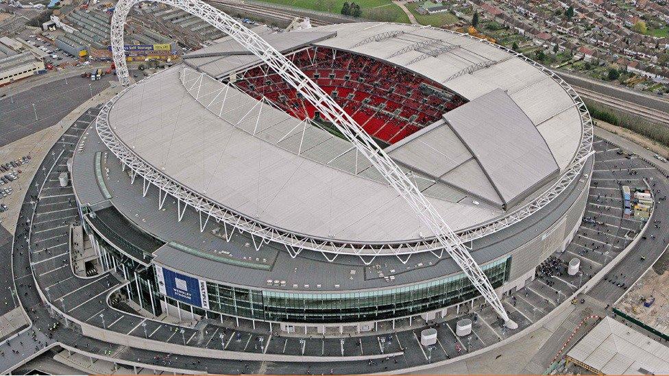 Chi non ha mai giocato a Wembley?