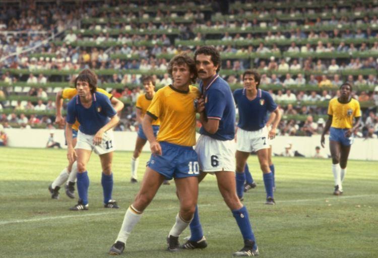 Italia-Brasile 1982: formazioni e tabellino del match