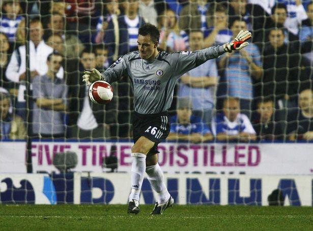 Quando John Terry portiere si guadagnò la pagnotta al Chelsea
