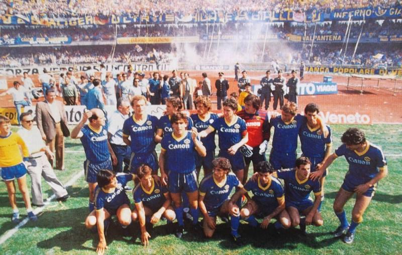 Hellas Verona Story di Diego Alverà – recensione